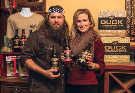 Collaborates with Robertson Family To Launch Duck Commander Wines