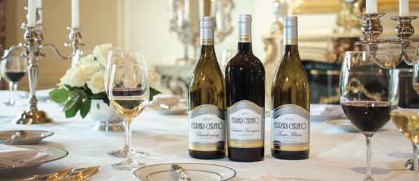 ferrari-carano vineyards & winery | wine country this week magazine